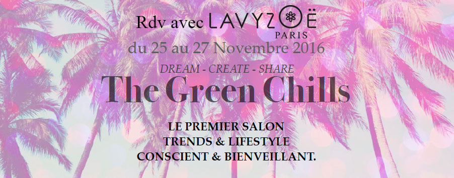 Salon Green Paris