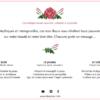 Carte Florale Offerte LAVYZOE